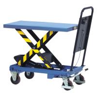 Подъемные гидравлические столы