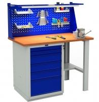 Производственная мебель (верстаки, шкафы, тумбы)