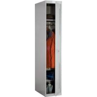 Шкаф металлический для одежды NOBILIS NL-01