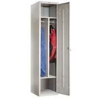 Шкаф металлический для одежды Практик LS-11-40D